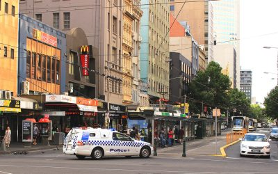Latest crime statistics reveal huge drop in robberies